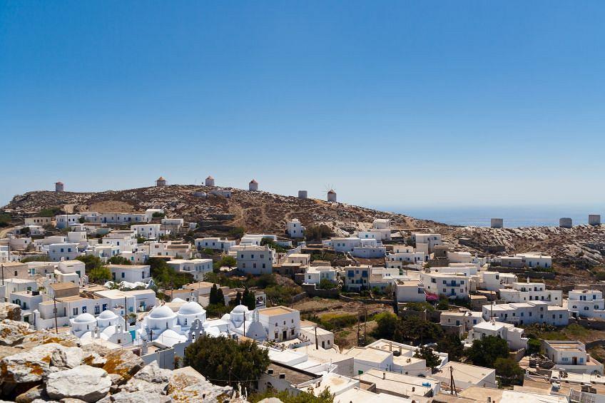 Amorgos, Grecja