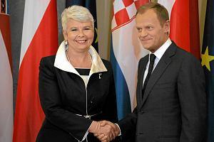 Koniec wojny o Chorwacj� w polskim Sejmie
