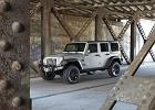 Call of Duty:  Jeep   Wrangler  MW3