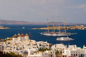 Grecja. 10 naj�adniejszych greckich miasteczek