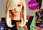 Abbey Lee Kershaw w lookbooku Versace dla H&M