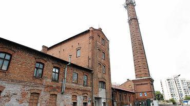 Teren fabryki Koneser przy Ząbkowskiej
