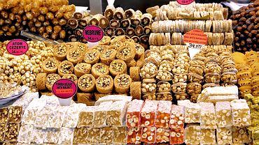 Turcja zdjęcia - słodycze