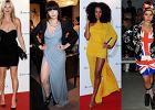 Gwiazdy na londyńskim Fashion Week'u