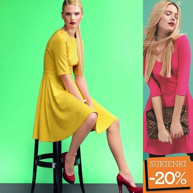 W Dorothy Perkins �owimy sukienki - 20%