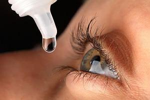 """Zespół suchego oka, gdy oko woła: """"Wodyyyy"""""""