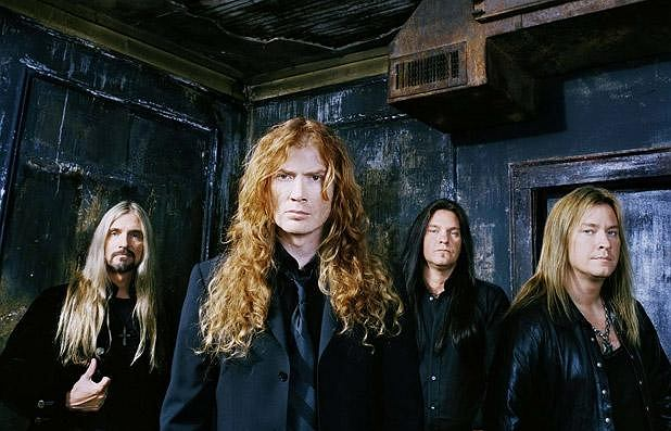 Zespół Megadeth opuścili gitarzysta Chris Broderick i perkusista Shawn Drover.