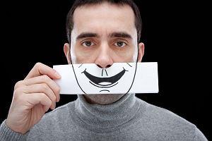 Depresja skrywana za uśmiechem