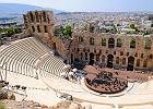 Grecja. Ateny na jesie�