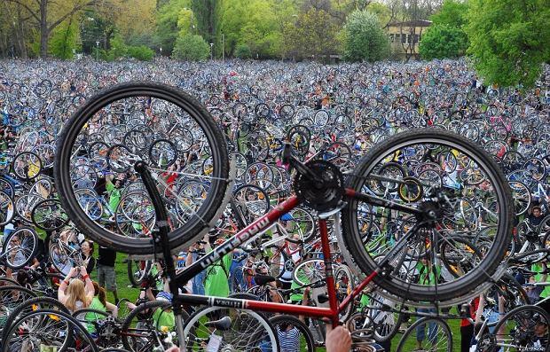 Najbliższy weekend w Warszawie będzie należał do Cyklistów.