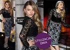 Chloe Moretz w sukience Dolce & Gabbana