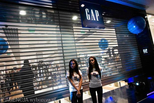 Pierwszy salon GAP w Polsce: Gwiazdy na otwarciu WIDEO