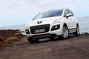 Peugeot 3008 HYbrid4 - test | Pierwsza jazda