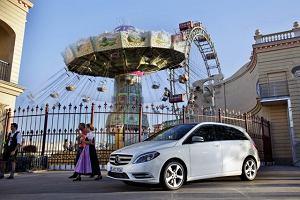 Mercedes klasy B | Nowa galeria