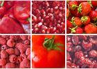 Owoce i warzywa: kolor ma znaczenie