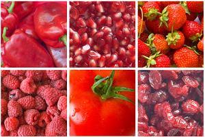Owoce i warzywa: liczy si� kolor!