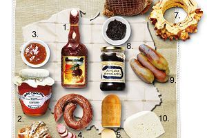 Kuchnia polska. Śliwowica, oscypek i inne specjały