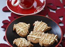 Kruche ciasteczka z foremki - ugotuj
