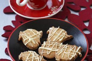 Kruche ciasteczka z foremki