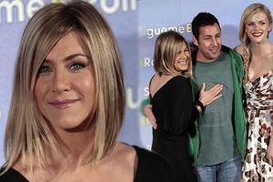 Jennifer Aniston zdradza prawdziwy pow�d, dla kt�rego �ci�a w�osy
