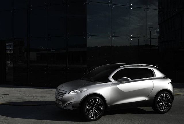 Peugeot XR1 Concept