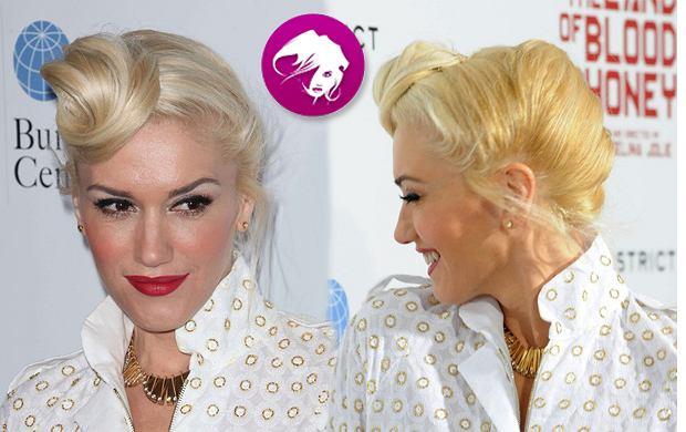 Fryzura W Stylu Gwen Stefani Hit Czy Kit