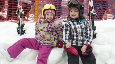 Ferie na nartach