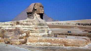 Egipt atrakcje - piramidy