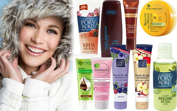 Kosmetyki do r�k - zimowy must have!