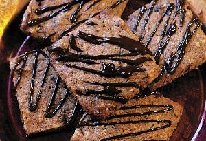 Batoniki orzechowo-czekoladowe