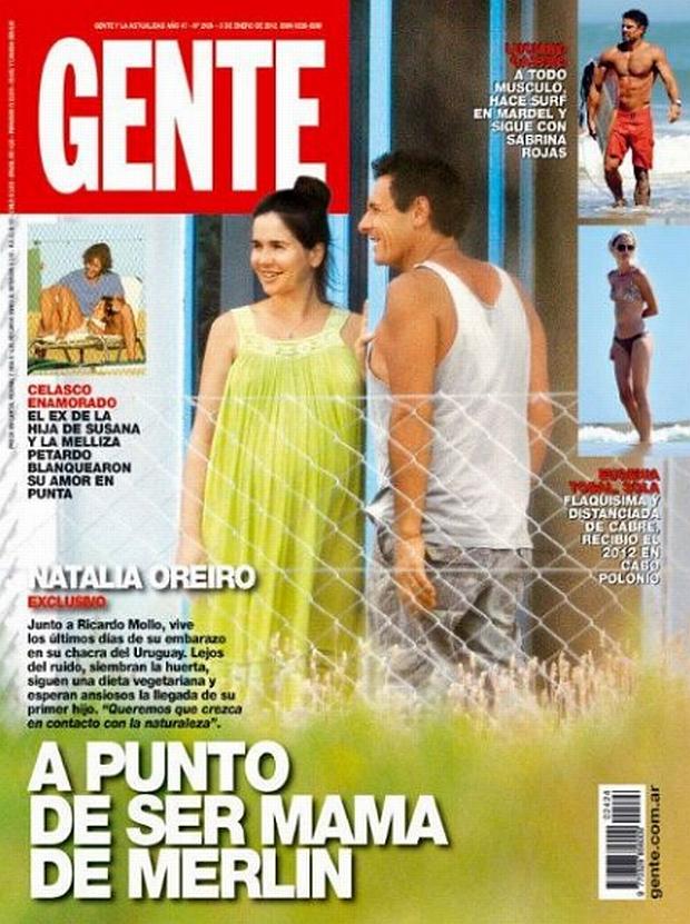 Natalia Oreiro i Ricardo Mollo