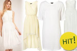 Sukienka ślubna ze zwykłego sklepu - czemu nie!