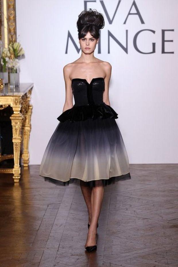 Ewa Minge, pokaz mody