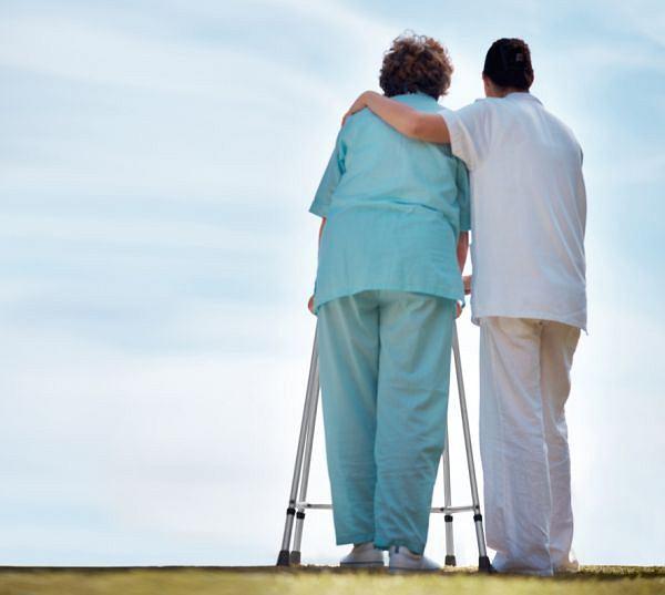 opiekunowie osób starszych