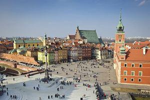 Miasta w Polsce: Warszawa - stolica da się lubić!