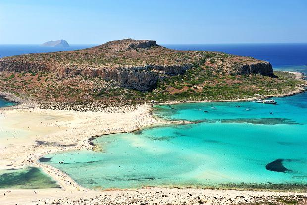 Laguna Balos, Kreta.