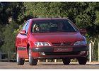 CITROEN Xsara 97-01, rok produkcji 1997, coupe, widok przedni prawy, samoch�d 5-drzwiowy, kolor bordeaux (czerwony ciemny)