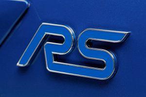 Historia Ford�w ze znaczkiem RS