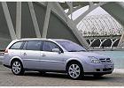 OPEL Vectra C Kombi 03-05, rok produkcji 2003, kombi, widok przedni prawy, samoch�d 5-drzwiowy, kolor silver grey