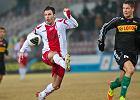 ŁKS - Lechia Gdańsk 0:0. Marcin Mięciel