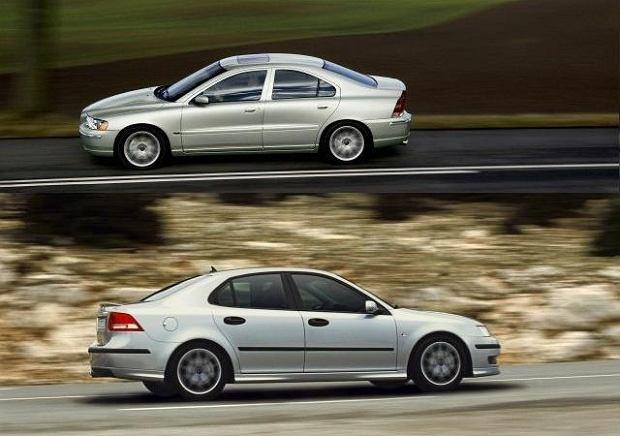 Pojedynek u�ywanych | Saab 9-3 vs Volvo S60