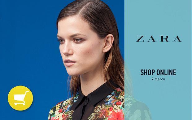 Zara online w Polsce