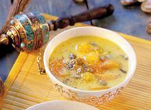 Zupa maślana z owocami - ugotuj