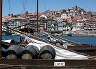 Portugalia Porto - miasto winem p�yn�ce