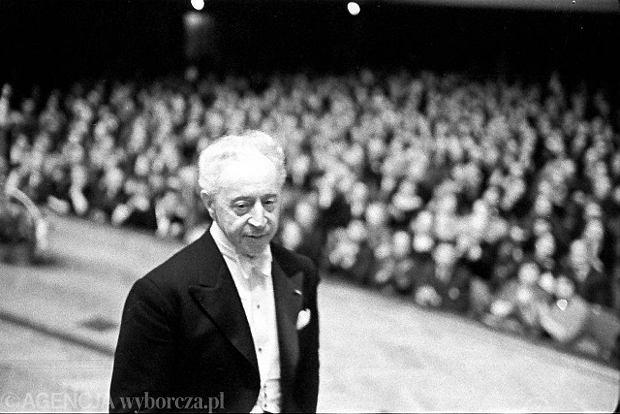 30 lat temu zmar� Artur Rubinstein