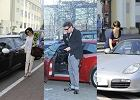 Luksusowe auta i taks�wki. Czym celebryci przyje�d�aj� na imprezy?