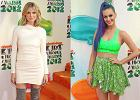 Makija�e i fryzury na Kids' Choice Awards 2012