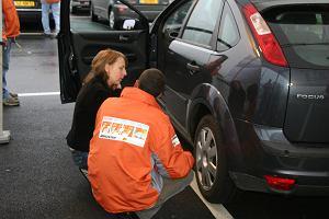 Japo�czycy apeluj� o bezpieczn� jazd� na polskich drogach