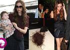 Victoria Beckham znowu by�a u fryzjera