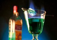 Absynt: randka z zieloną wróżką, alkohol